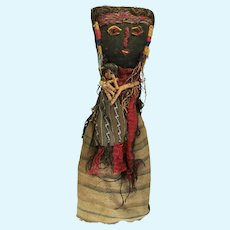 SALE! Large Chancay Peruvian Burial Doll