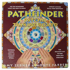 Pathfinder Psychic Talking Board Game