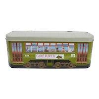New Orleans Streetcar Decorative Praline Tin