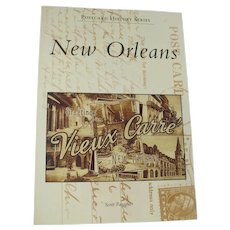 New Orleans Postcard History Book