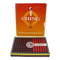 I Ching Oracle Box Set With Book