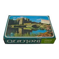 John Hinde Ireland Playing Cards With Original 50p Price sticker
