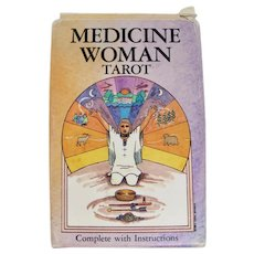 Medicine Woman Tarot Cards