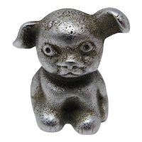 Bucki Carbons & Ribbons Promotional Cast Iron Pup