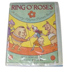 Ring O' Roses Children's Nursery Rhyme Book
