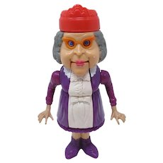Ghostbusters Granny Gross Kenner Action Figure