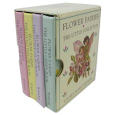 """""""Flower Fairies: The Little Collection"""" Boxed Set of Miniature Books"""