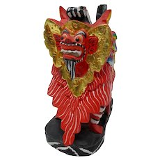 Barong Balinese Lion Statue