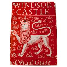 Official Guide To Windsor Castle (1980)