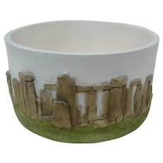 English Heritage Stonehenge Trinket Dish