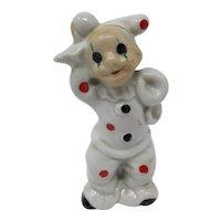 Porcelain Baby Jester Figurine