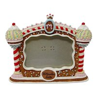 Nutcracker Suite Iced Gingerbread Picture Frame