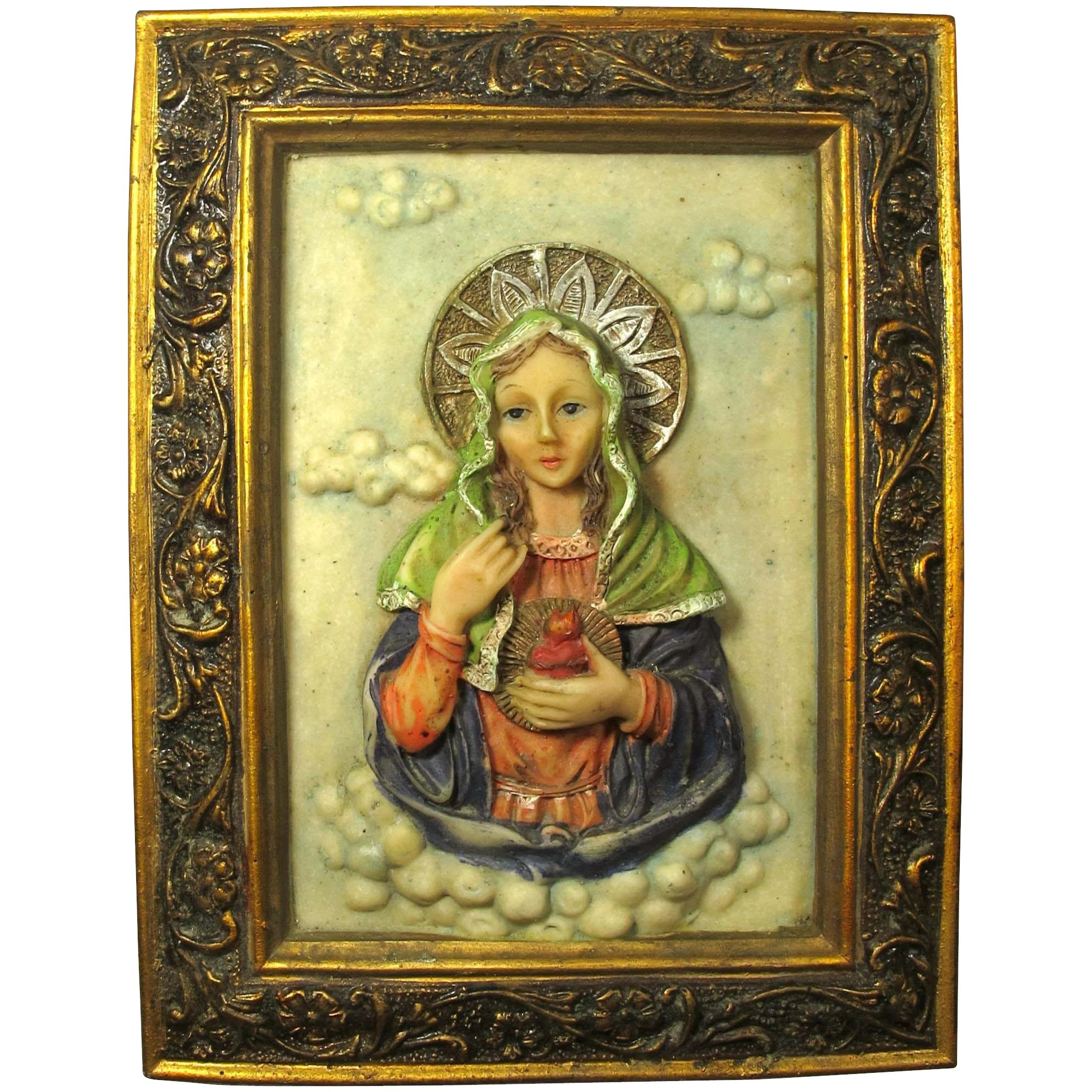 Fantastic Virgin Mary Wall Art Crest - Wall Art Collections .  sc 1 st  Fastingforourfuture.org & Amazing Virgin Mary Wall Art Festooning - Wall Art Collections ...