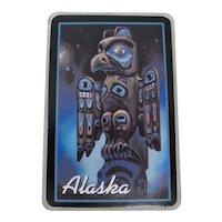Alaska Totem Pole Playing Cards