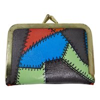 Multicolored Patchwork Mini Sewing Kit