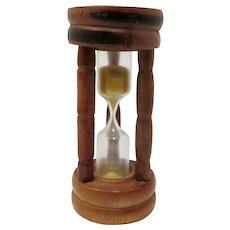 Wooden Sandglass Timer