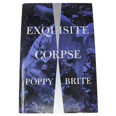 Poppy Z Brite EXQUISITE CORPSE Signed Hardcover (1996)