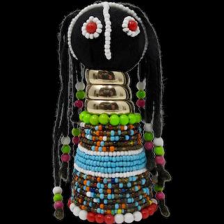 South African Ndebele Sangoma Doll