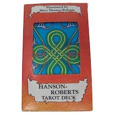 Hanson-Roberts Mini Tarot Deck (1984)