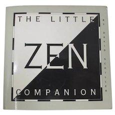 The Little Zen Companion Miniature Book (1994)