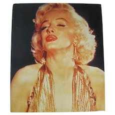 Marilyn Monroe Miniature Book (1995)
