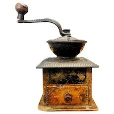 Antique Favorite Mill Arcade Mfg Co. Coffee Mill Grinder