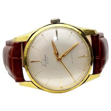 Vintage Rideau for Birks Automatic Swiss Watch