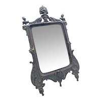 Victorian Standing Mirror