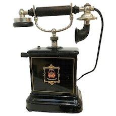 Jydsk Telefon Aktieselskab 1920s Danish Telephone