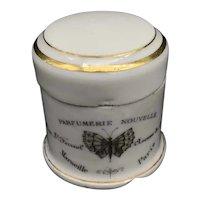 Rare 19th Century French Perfume Jar
