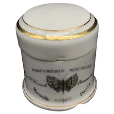 Rare 19th Century French Perfume Jar