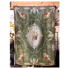Beautiful 19th Century French Tapestry