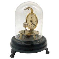 E. N. Welch Rotary Style Clock