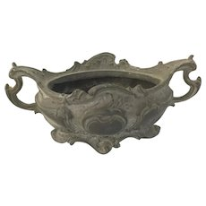 Small Antique French Jardiniere