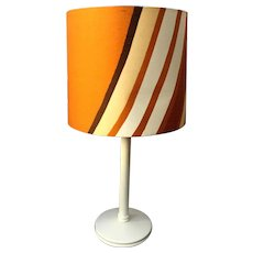 MCM Mid Century 1960s Swedish Table Light Hans-Agne Jakobsson