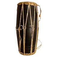 Vintage African Doum Doum style drum