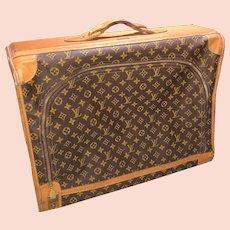 Vintage 1970s Louis Vuitton Suitcase
