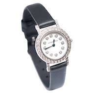 Ladies Austern & Paul DIAMOND and PLATINUM Watch