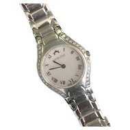 Roven Dino Ladies Watch Capri Diamond Watch Ladies Watch Dress Swiss Quartz Watch 2019L