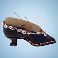 Pin Cushion Shoe