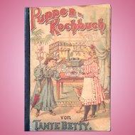 Puppen- Kochbuch von Tante Betty (Doll Cookbook from Aunt Betty)
