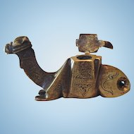 Camel Inkwell