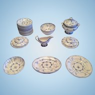 Villeroy and Boch: Dresden (31 pieces)