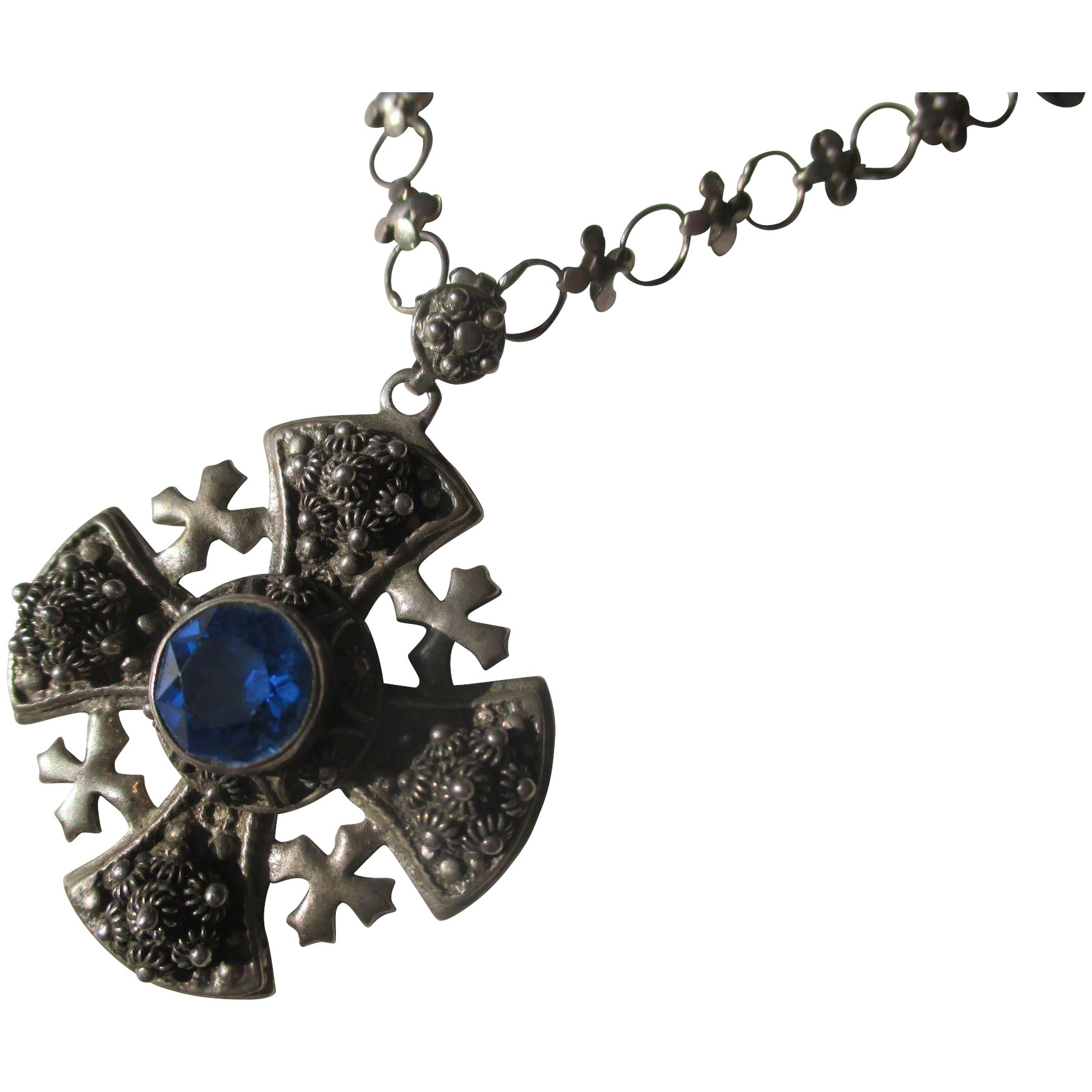 jerusalem creations pendant cross