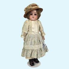 Antique German bisque head Armand Marseille Mabel doll
