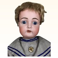 Rare Kammer and Reinhardt Model 192 sailor boy