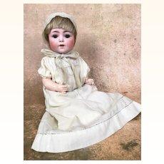 Franz Schmidt baby, cabinet sized sweetheart