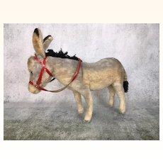 """Vintage Steiff Donkey """"Esel"""""""