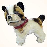 """Steiff mohair dog """"Bully"""""""