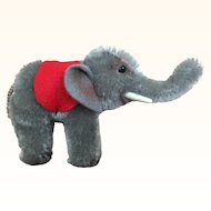 Vintage Steiff tiniest elephant